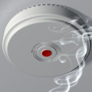 Activating a smoke alarm